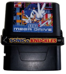 Sonic 3 in Sonic & Knuckles