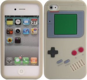 iPhone Gameboy Hülle