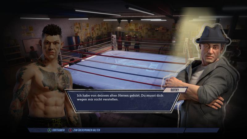 Big Rumble Boxing: Creed Champions!